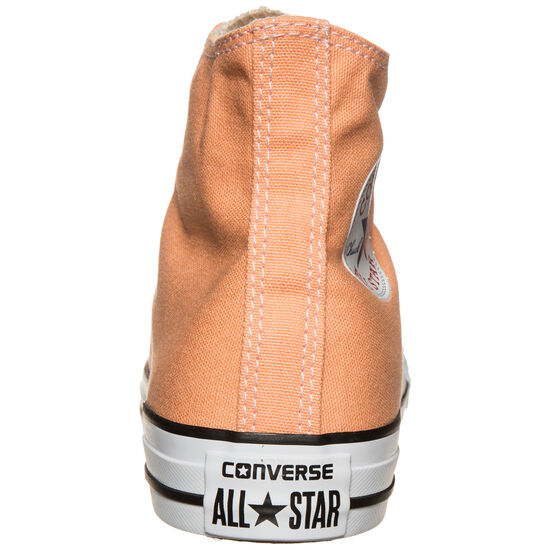 Chuck Taylor All Star Fresh Colors High Sneaker Damen, Orange, zoom bei OUTFITTER Online