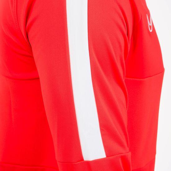 Dry Academy 19 Track Trainingsjacke Herren, neonrot / weiß, zoom bei OUTFITTER Online