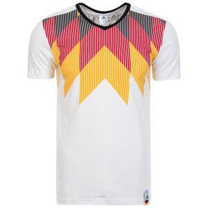 Deutschland Country Identity T-Shirt WM 2018 Herren, Weiß, zoom bei OUTFITTER Online