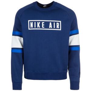 Air Crew Fleece Sweatshirt Herren, blau, zoom bei OUTFITTER Online