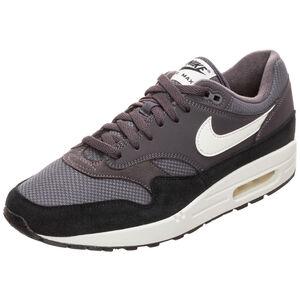 Air Max 1 Sneaker Herren, grau / schwarz, zoom bei OUTFITTER Online