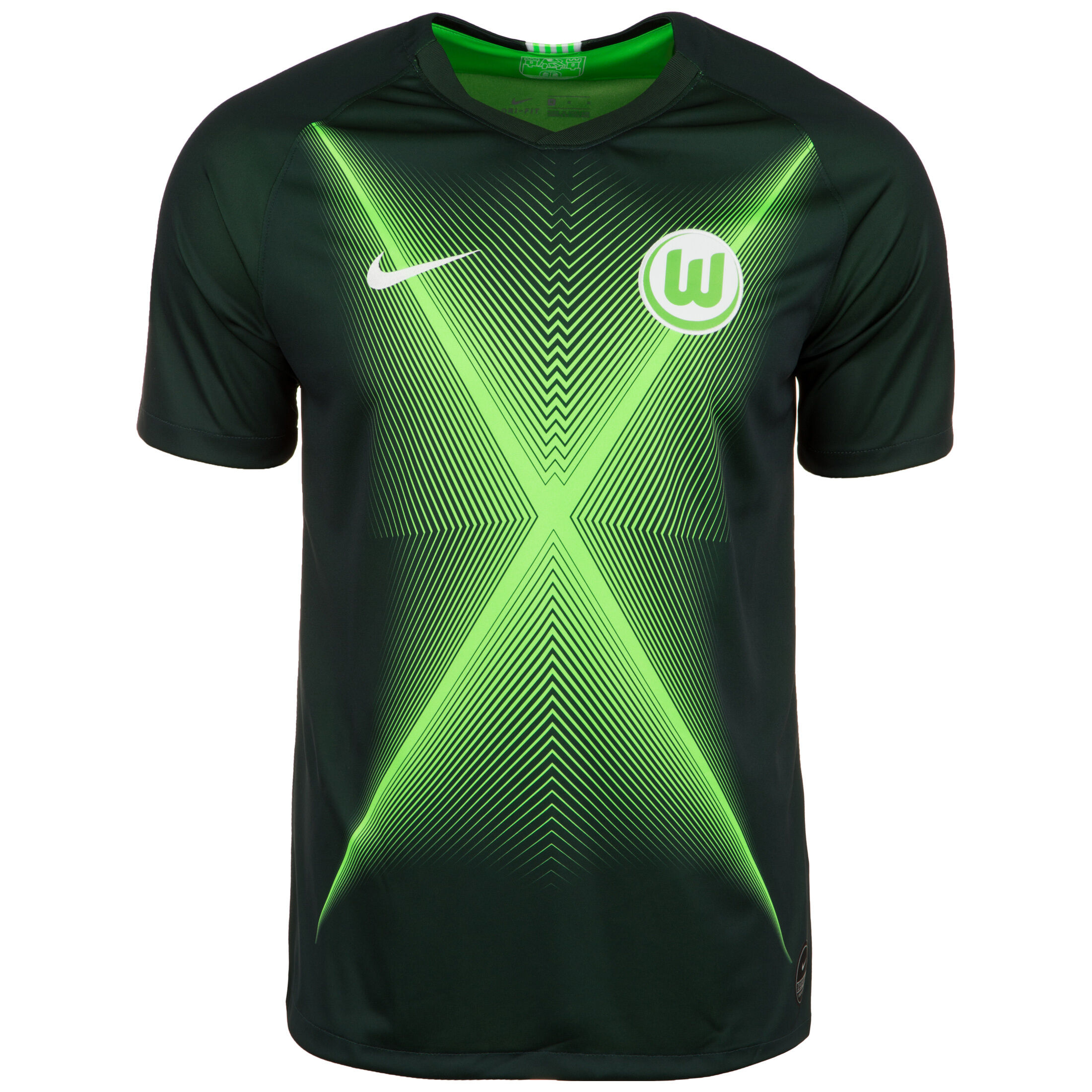VfL Wolfsburg Trikot Home Stadium 20192020 Herren