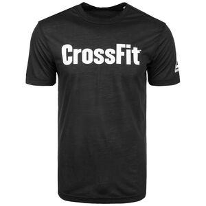 Speedwick CrossFit Trainingsshirt Herren, schwarz, zoom bei OUTFITTER Online