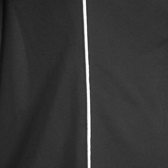 Core 18 Poloshirt Herren, schwarz / weiß, zoom bei OUTFITTER Online