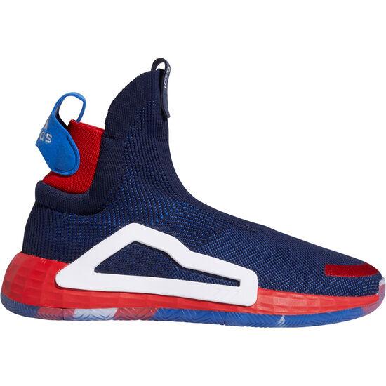 N3XT L3V3L Captain America Basketballschuhe Herren, dunkelblau / rot, zoom bei OUTFITTER Online