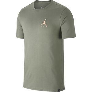 Jordan Jumpman Embroidered Air Herrenshirt, hellgrau / grau, zoom bei OUTFITTER Online