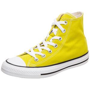 Chuck Taylor All Star High Sneaker Damen, gelb, zoom bei OUTFITTER Online