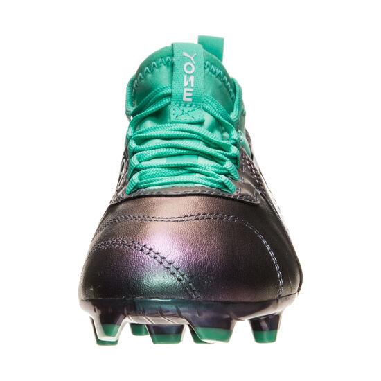 Puma ONE 3 Illuminate FG Fußballschuh Kinder, Grün, zoom bei OUTFITTER Online