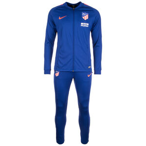Atletico Madrid Dry Squad Trainingsanzug Herren, blau / rot, zoom bei OUTFITTER Online