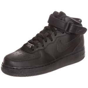 Air Force 1 Mid 2007 Sneaker Damen, Schwarz, zoom bei OUTFITTER Online