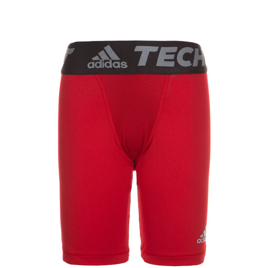 TechFit Base Trainingstight Kinder, Rot, zoom bei OUTFITTER Online