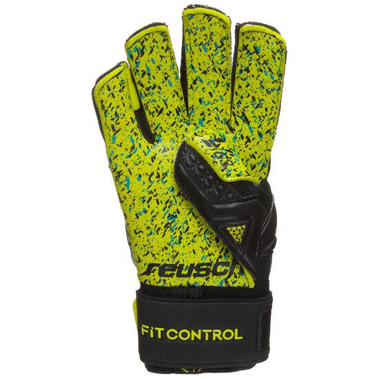 Fit Control Pro G3 Fusion Hugo Lloris Torwarthandschuh, schwarz / hellgrün, zoom bei OUTFITTER Online