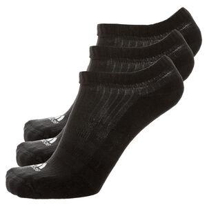 3 Socks Performance No-Show Socken 3er Pack, Schwarz, zoom bei OUTFITTER Online
