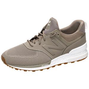 MS574-EMG-D Sport Sneaker, Grau, zoom bei OUTFITTER Online