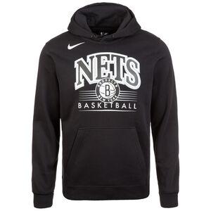 NBA Brooklyn Nets Kapuzenpullover Herren, schwarz / weiß, zoom bei OUTFITTER Online