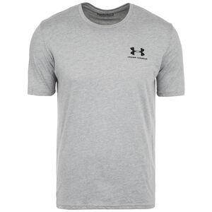 Sportstyle Left Chest Trainingsshirt Herren, grau, zoom bei OUTFITTER Online