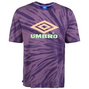 Calidoscope T-Shirt Herren, lila / neonorange, zoom bei OUTFITTER Online
