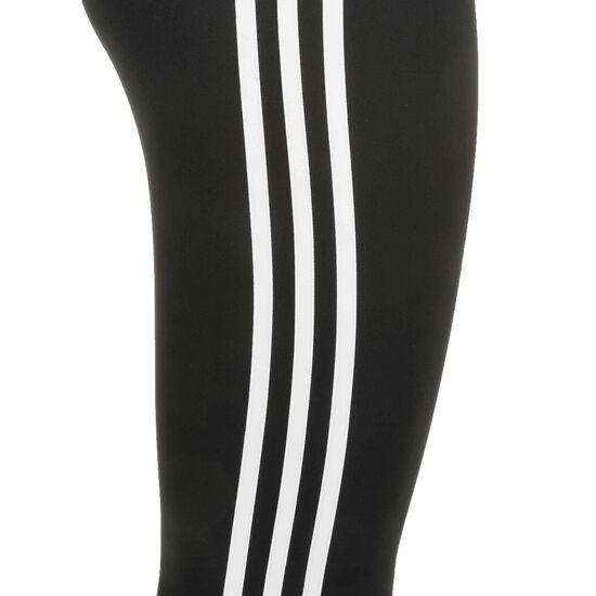 Design 2 Move 3-Streifen Trainingstight Damen, schwarz, zoom bei OUTFITTER Online