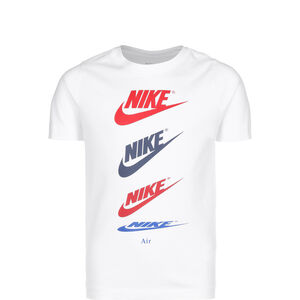 Futura Repeat T-Shirt Kinder, weiß, zoom bei OUTFITTER Online