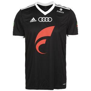 FOKUS CLAN Trikot 2020/2021 Herren, schwarz / rot, zoom bei OUTFITTER Online