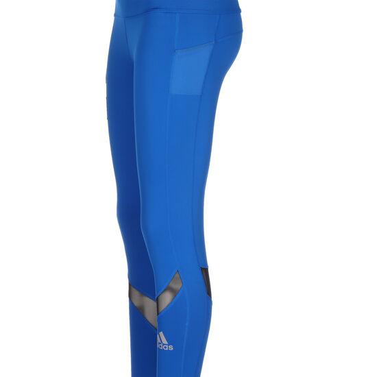 Own The Run Space Race Run Lauftight Damen, blau, zoom bei OUTFITTER Online