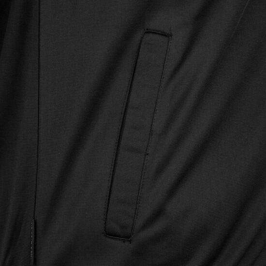 DMWU Tracktop Jacke Herren, schwarz, zoom bei OUTFITTER Online