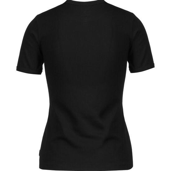 Slim T-Shirt Damen, schwarz, zoom bei OUTFITTER Online