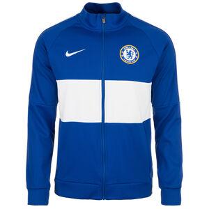 FC Chelsea I96 Trainingsjacke Herren, blau / weiß, zoom bei OUTFITTER Online