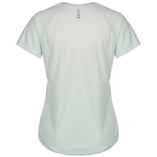 Speed Stride Laufshirt Damen, hellblau / weiß, zoom bei OUTFITTER Online