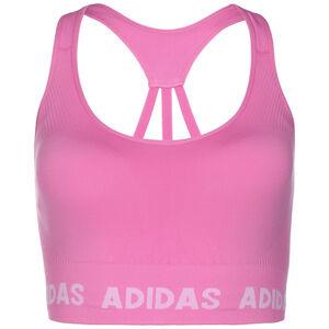 Aeroknit Sport-BH Damen, pink, zoom bei OUTFITTER Online