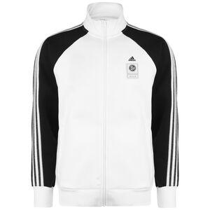 DFB Icons Trainingsjacke EM 2021 Herren, weiß / schwarz, zoom bei OUTFITTER Online