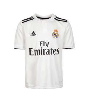 Real Madrid Trikot Home 2018/2019 Kinder, Weiß, zoom bei OUTFITTER Online