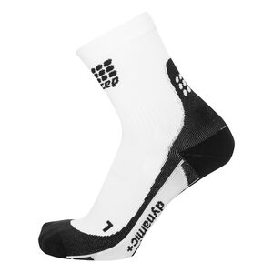 Short Socks Kompressionssocken Damen, Weiß, zoom bei OUTFITTER Online