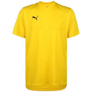 Liga Training Fussballtrikot Herren, gelb / schwarz, zoom bei OUTFITTER Online