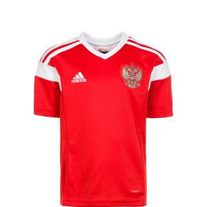 RFU Russland Trikot Home WM 2018 Kinder, Rot, zoom bei OUTFITTER Online