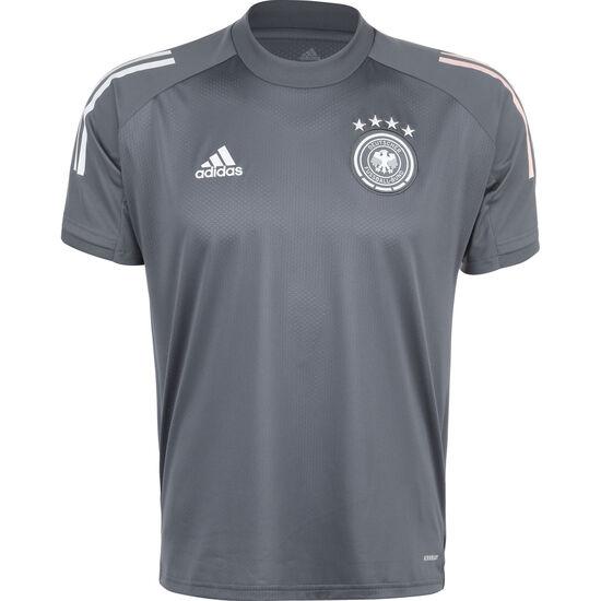 DFB Trainingsshirt EM 2021 Herren, grau, zoom bei OUTFITTER Online
