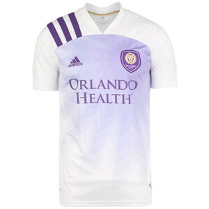 Orlando City SC Trikot Away 2020 Herren, weiß / lila, zoom bei OUTFITTER Online