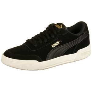 Caracal Suede Sneaker, schwarz, zoom bei OUTFITTER Online