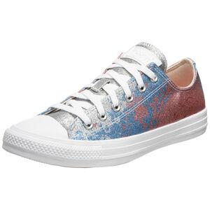 Chuck Taylor All Star OX Sneaker Damen, rosa / blau, zoom bei OUTFITTER Online