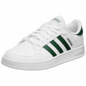 Breaknet Sneaker Herren, weiß / grün, zoom bei OUTFITTER Online