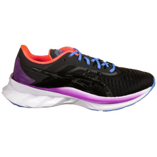 Novablast Laufschuh Damen, schwarz / flieder, zoom bei OUTFITTER Online