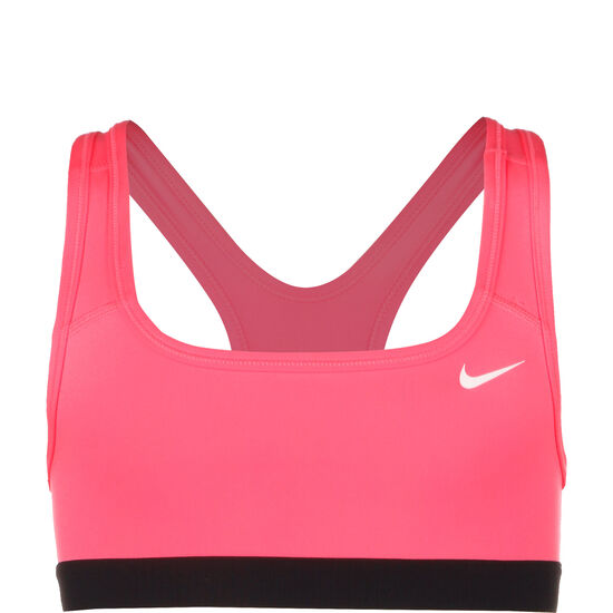 Swoosh Sport-BH Kinder, pink / weiß, zoom bei OUTFITTER Online