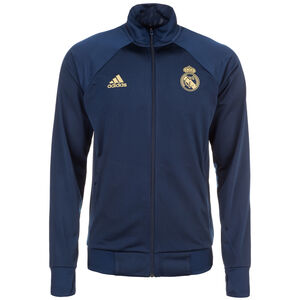 Real Madrid Icons Trainingsjacke Herren, dunkelblau / gold, zoom bei OUTFITTER Online