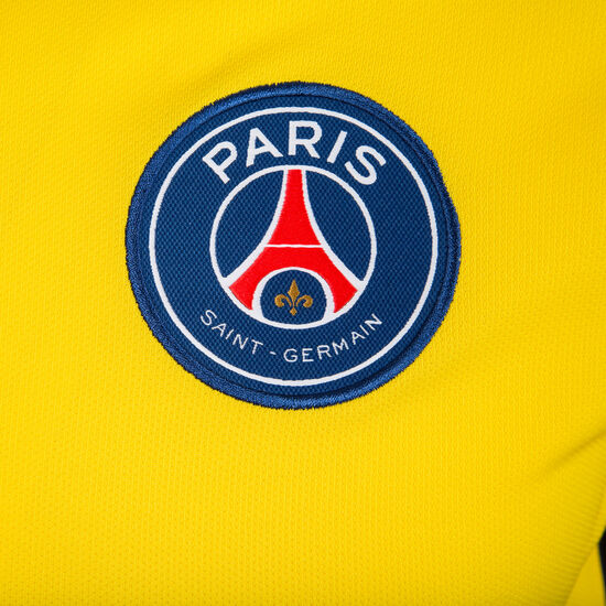 Paris St.-Germain Trikot Away  2017/2018 Herren, Gelb, zoom bei OUTFITTER Online