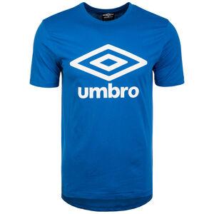 Large Logo T-Shirt Herren, blau / weiß, zoom bei OUTFITTER Online