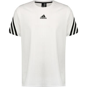 Must Have 3-Stripes Tape T-Shirt Herren, weiß, zoom bei OUTFITTER Online