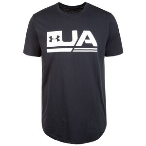 Sportstyle Drop Trainingsshirt Herren, schwarz, zoom bei OUTFITTER Online