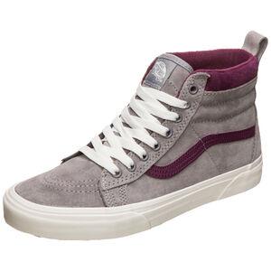 SK8-Hi MTE Sneaker, grau / lila, zoom bei OUTFITTER Online