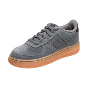 Air Force 1 LV8 Style Sneaker Kinder, dunkelgrau / braun, zoom bei OUTFITTER Online