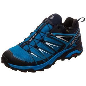 X Ultra 3 GTX Trail Laufschuh Herren, blau / schwarz, zoom bei OUTFITTER Online